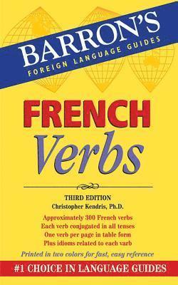 bokomslag French Verbs