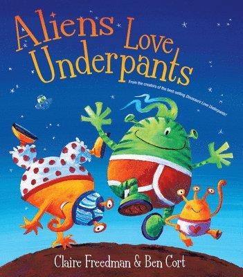 bokomslag Aliens Love Underpants: Deluxe Edition