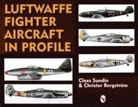 bokomslag Luftwaffe Fighter Aircraft in Profile