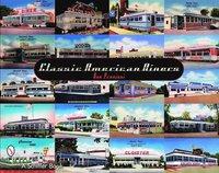bokomslag Classic American Diners