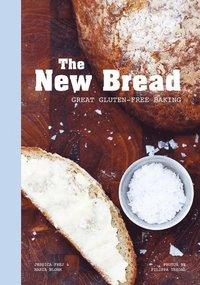 bokomslag New Bread: Great Gluten-Free Baking
