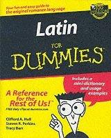 bokomslag Latin For Dummies