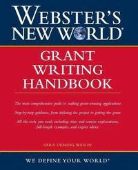 bokomslag Webster's New World(Tm) Grant Writing Handbook