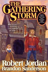 bokomslag The Gathering Storm: Book Twelve of the Wheel of Time