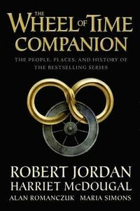 bokomslag Wheel Of Time Companion