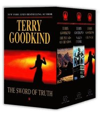 bokomslag Sword of Truth, Boxed Set III, Books 7-9: The Pillars of Creation, Naked Empire, Chainfire