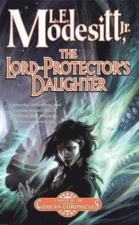 bokomslag The Lord-Protector's Daughter