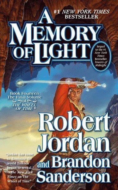 bokomslag A Memory of Light