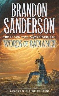 bokomslag Words Of Radiance