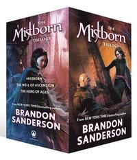 bokomslag Mistborn Trilogy Boxed Set: Mistborn, the Well of Ascension, the Hero of Ages