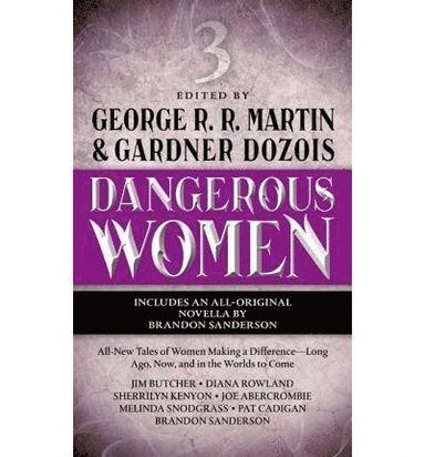 bokomslag Dangerous Women 3
