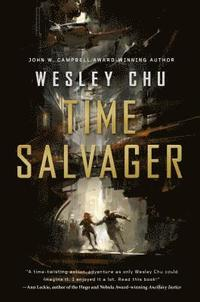 bokomslag Time Salvager