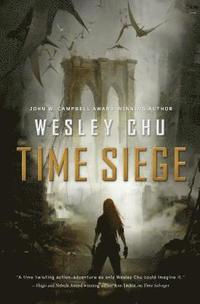bokomslag Time Siege