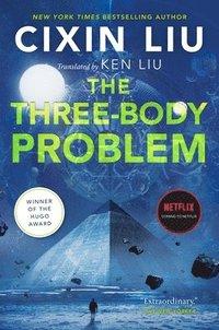 bokomslag Three-Body Problem
