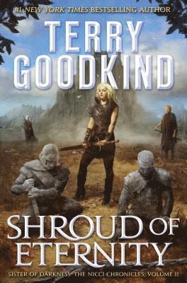 bokomslag Shroud Of Eternity