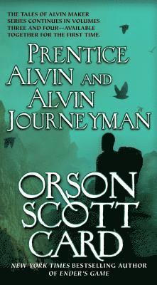 Prentice alvin and alvin journeyman 1