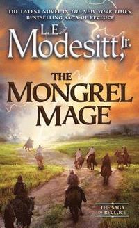 bokomslag The Mongrel Mage