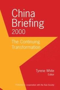 bokomslag China Briefing