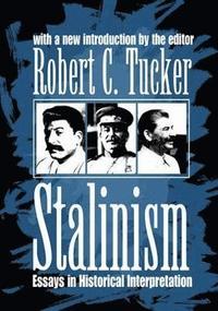 bokomslag Stalinism