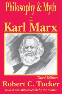 bokomslag Philosophy and Myth in Karl Marx