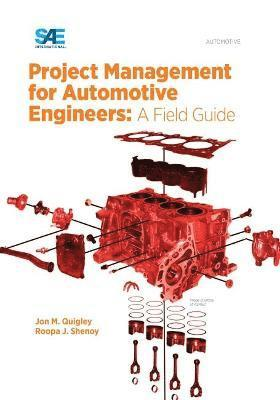 bokomslag Project management for automotive engineers - a field guide