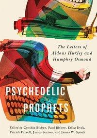 bokomslag Psychedelic Prophets: Volume 48