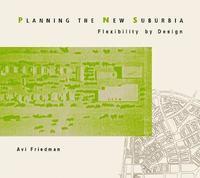 bokomslag Planning the New Suburbia