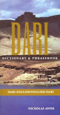 bokomslag Dari-English / English-Dari Dictionary and Phrasebook