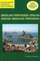 bokomslag Brazilian portuguese-english / english-brazilian portuguese concise diction