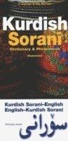 bokomslag Kurdish (sorani)-english / english-kurdish (sorani) dictionary and phrasebook