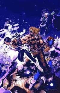 bokomslag X-men: Supernovas