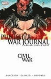 bokomslag Civil War: Punisher War Journal
