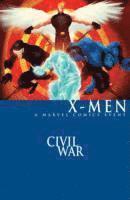 bokomslag Civil War: X-men