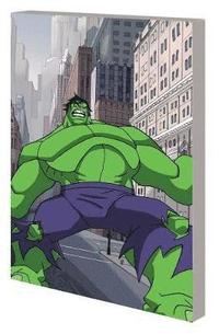 bokomslag Marvel Adventures Avengers: Hulk