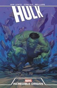 bokomslag Hulk: Incredible Origins