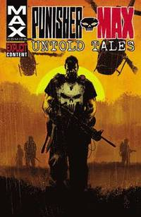 bokomslag Punisher Max: Untold Tales