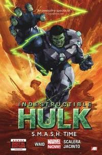 bokomslag Indestructible Hulk Volume 3: S.m.a.s.h. Time (marvel Now)