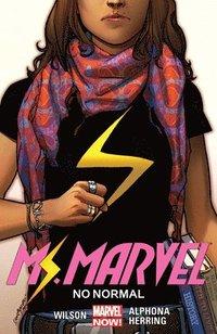 bokomslag Ms. Marvel Volume 1: No Normal