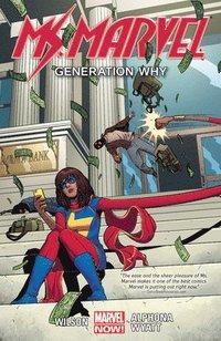 bokomslag Ms. Marvel Volume 2: Generation Why