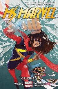 bokomslag Ms. Marvel Volume 3: Crushed