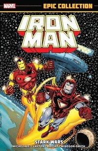 bokomslag Iron Man Epic Collection: Stark Wars