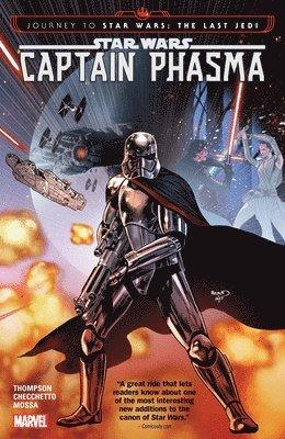 bokomslag Star wars: journey to star wars: the last jedi - captain phasma