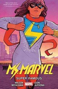 bokomslag Ms. Marvel Vol. 5: Super Famous