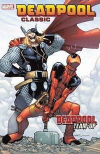 bokomslag Deadpool Classic Volume 13: Deadpool Team-up