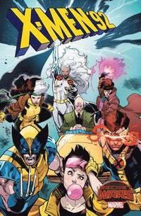 bokomslag X-men '92