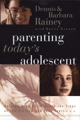 bokomslag Parenting Today's Adolescent