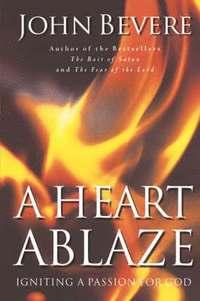 bokomslag A Heart Ablaze