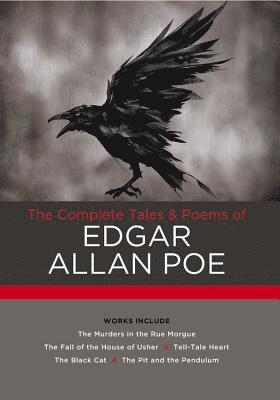 bokomslag The Complete Tales &; Poems of Edgar Allan Poe