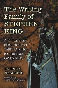 bokomslag The Writing Family of Stephen King