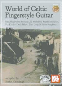 bokomslag World of Celtic Fingerstyle Guitar Book/DVD Set